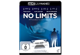 No Limits - Impossible Is Just A Word - (4K Ultra HD Blu-ray)