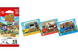 NINTENDO Animal Crossing Cards