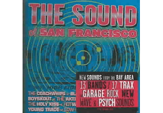 VARIOUS - The Sound Of San Francisco - (CD)