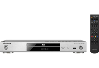 PIONEER BDP-X300-S Blu-ray Player (Silber)