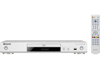 PIONEER 3D-Blu-ray Player BDP-X300, weiß