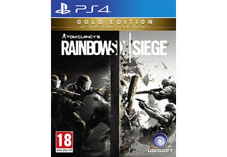 Tom Clancy's Rainbow Six Siege - Gold Edition PS4
