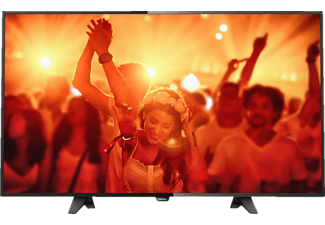 PHILIPS 32PHS4131/12, 80 cm (32 Zoll), HD-ready, LED TV, 200 PPI, DVB-T2 HD, DVB-C, DVB-S, DVB-S2
