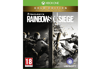 Tom Clancy's Rainbow Six Siege - Gold Edition Xbox One