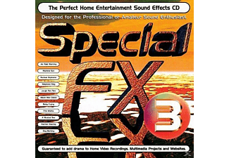 Sound Effects - Sound Effects-Spec.Fx Vol.3 - (CD)