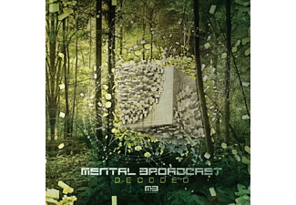 Mental Broadcast - Decoded - (CD)