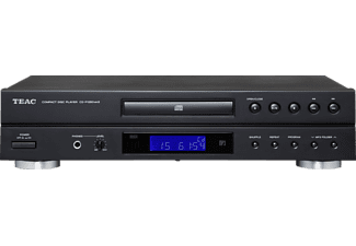 TEAC CD-P1260MKII, CD-Player, Schwarz