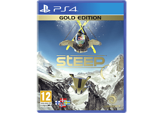 Steep (Gold Edition) PS4