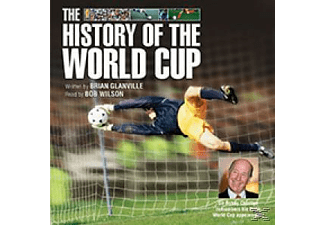 The History Of The World Cup 1930 -2002 - 4 CD - Hörbuch