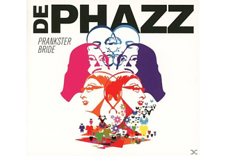 De Phazz - Prankster Bride - (CD)