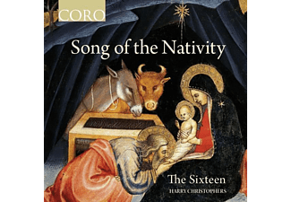 Sixteen,The/Christophers,Harry - Song of the Nativity - (CD)