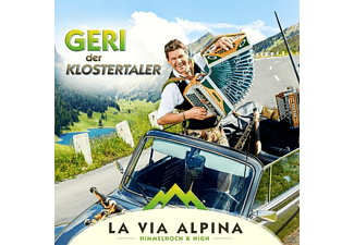 Geri Der Klostertaler - La Via Alpina - (CD)