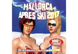 VARIOUS - Mallorca Goes Apres Ski 2017 - (CD)