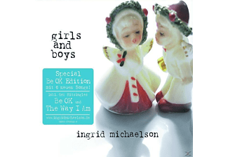 Ingrid Michaelson - Girls And Boys (Erweitertes Tracklisting) - (CD)