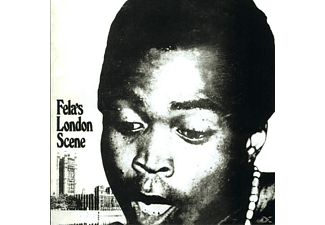 Fela Kuti - London Scene - (Vinyl)