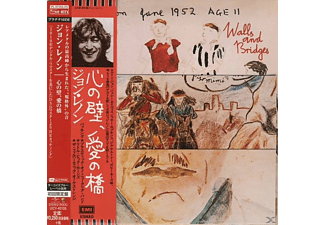 John Lennon - Walls And Brdiges-Platinum Shm Cd [CD]