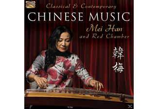 Mei Han & Red Chamber - Classical & Contemporary Chinese Music - (CD)