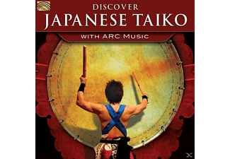 VARIOUS - Discover Japanese Taiko - (CD)