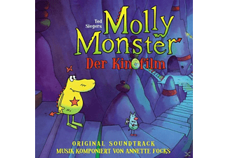 Annette Focks - Molly Monster-Der Original-Soundtrack Zum Kinofilm - (CD)