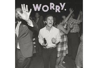Jeff Rosenstock - Worry. [LP + Download]