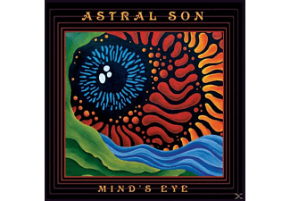Astral Son - Mind's Eye [CD]