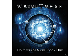 Watchtower - Concepts Of Math: Book One (Blue) - (Vinyl)