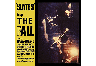 The Fall - Slates [EP (analog)]