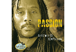 Passion - Gave Way To Temptation [CD]