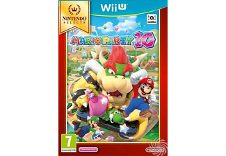 Mario Party 10 (selects) | Wii U