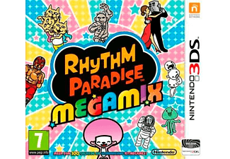 Rhythm heaven megamix- Music (Nintendo 3DS)