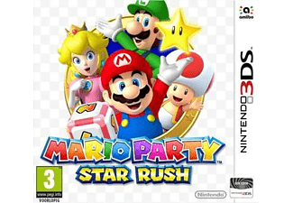 Mario Party - Star Rush | 3DS