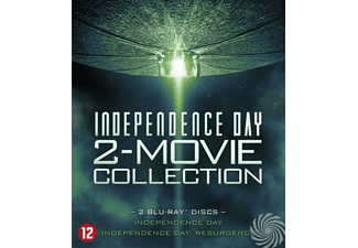 Independence Day 1-2 | Blu-ray