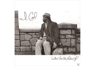 I, Ced - What Are We Looking For? [CD]