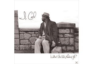 I, Ced - What Are We Looking For? - (CD)