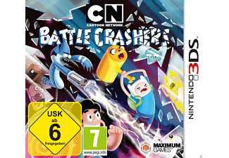 3DS CARTOON NETWORK - BATTLE CRASHERS - Nintendo 3DS