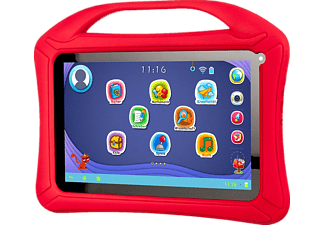 XORO Kidspad 903 8 GB Flash-Speicher   9 Zoll Tablet Rot