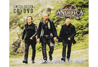 Ancora - Door Weer En Wind (Limited Edition) | CD + DVD Video