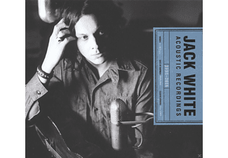 Jack White - Acoustic Recordings 1998-2016 - (CD)