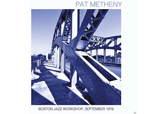 Pat Metheny - Boston Jazz Workshop - (CD)