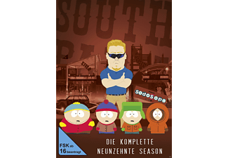 South Park - Season 19 [DVD]