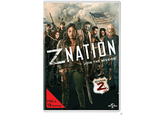 Z Nation - Staffel 2 - (DVD)