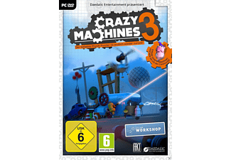 CRAZY MACHINES 3 - PC