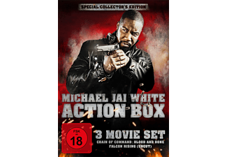 Michael Jai White Action Box - (DVD)