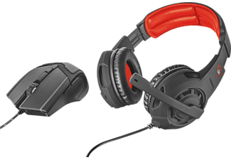 TRUST 21472 GXT 784 Gaming Headset & Mouse