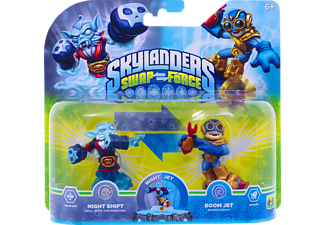 SKYLANDERS Skylanders Swap Force Double Pack 3 Spielfigur