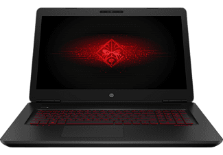 HP OMEN by HP 17-w104ng, Gaming-Notebook mit Core™ i7 Prozessor, 16 GB RAM, 1 TB HDD, 128 GB SSD, NVIDIA® GeForce® GTX 1070