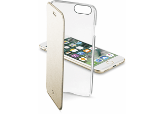 CELLULAR-LINE iPhone 7 Clear Book Goud