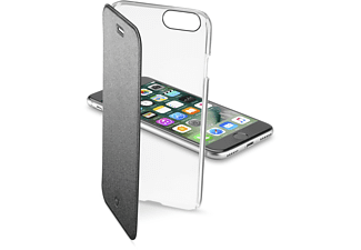 CELLULAR-LINE iPhone 7 Clear Book Zwart