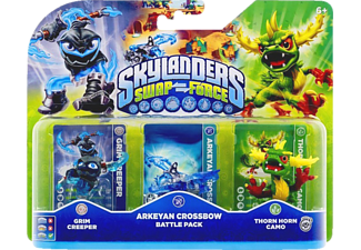 SKYLANDERS Skylander Swap Force Battle Pack 2 Spielfigur