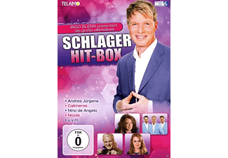 VARIOUS - Ingo Blenn Präs.:Die Große Ultimative Schlager Hit [DVD]